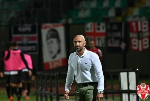 Calcio Serie C, Vis Pesaro in campo al Benelli contro il Gubbio