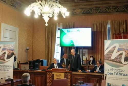 Fusione tra Banco Marchigiano e Banca del Gran Sasso d'Italia