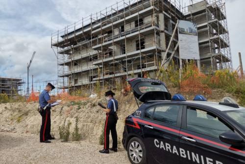 Ricostruzione post sisma, 15 aziende ispezionate. Sanzioni per 100.000 euro