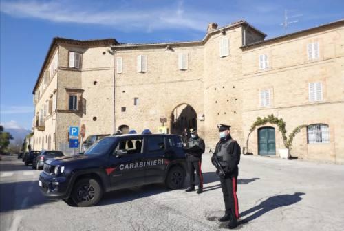 Penna San Giovanni, incastrato dalle telecamere: arrestato ladro seriale
