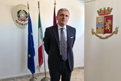 Lotta al degrado e polizia di prossimità, il nuovo questore Capocasa si è insediato ad Ancona: «Sarò il questore della provincia»