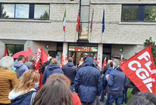 Assalto Cgil Roma, la condanna dal mondo politico delle Marche