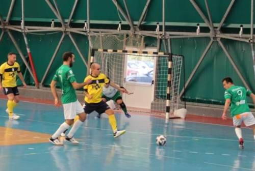 Cus Ancona, in C5 primo successo in casa contro il Villorba