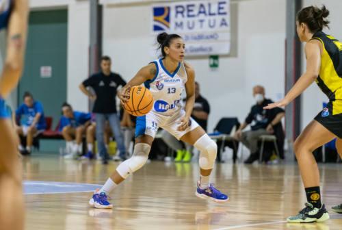 Basket femminile: Halley Thunder Matelica mai doma, ma a vincere è Patti