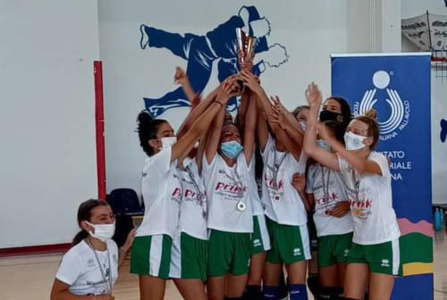 Oltre 100 iscritti nel settore giovanile del Cus Ancona Volley