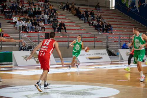 Basket Luciana Mosconi: Coen e Centanni i protagonisti della vittoria su Teramo