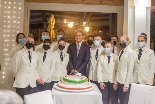 Sant'Ippolito, Roberto Mancini ospite d'onore alla cena dell'Accademia dei Marchigiani dell'anno