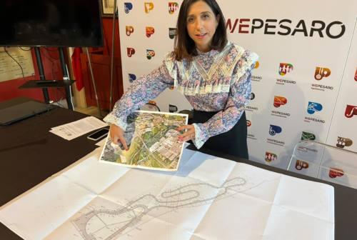 Pesaro, via libera alla pista ciclorotellistica alla Torraccia