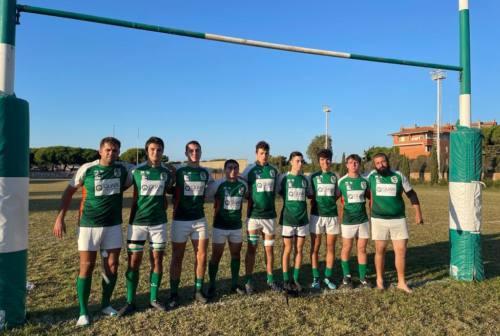 Rugby Jesi '70, caduta all'esordio. «Ma non ci abbattiamo: fiducia ai giovani e progressi dalla prossima»
