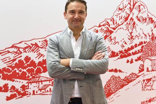 Ascoli, l'imprenditore Simone Mariani nominato marchigiano dell'anno