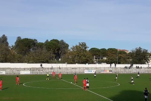 Jesina in fuga, l'Atletico Ascoli la riprende