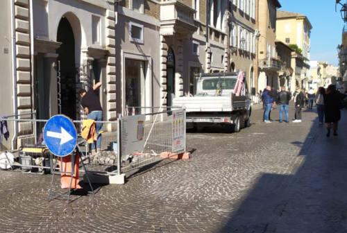 Via ai lavori su corso II Giugno e piazza Roma: a disposizione poco più di un mese