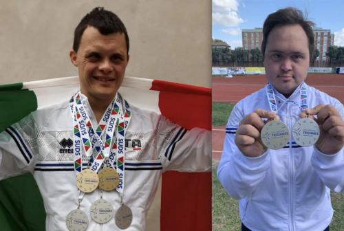 Euro TriGames: pioggia di medaglie per Luca Mancioli e Daniel Gerini