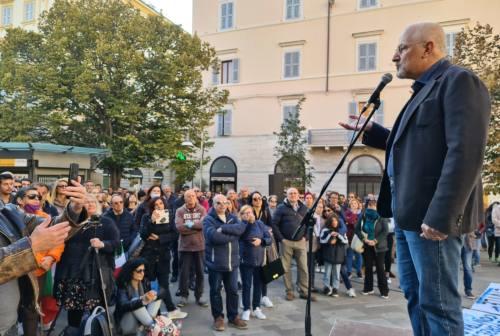 """Green pass sul lavoro, ad Ancona il """"No Paura Day"""". L'avvocato Fusillo: «Arriveranno milioni di ricorsi»"""