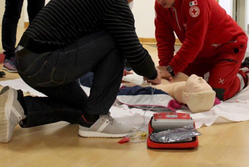 Manovre salvavita: iniziativa della Croce Rossa in 19 località delle Marche