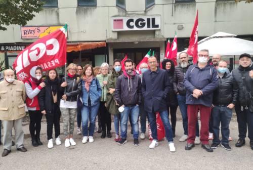 Attacco Cgil Roma, da Pesaro l'appello: «Sciogliere organizzazioni neofascite nel rispetto della Costituzione»