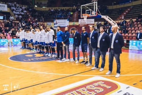 Ristopro Fabriano, coach Pansa: «Con San Severo, una partita da sbucciarsi gomiti e ginocchia»