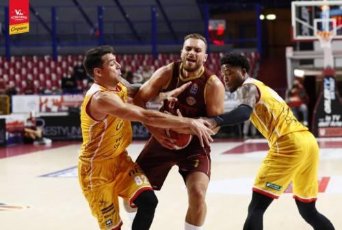 Basket Serie A, VL Pesaro: la prima di Banchi è buona ma non vincente